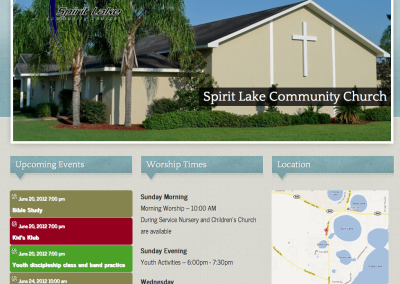 Spirit Lake Community Church