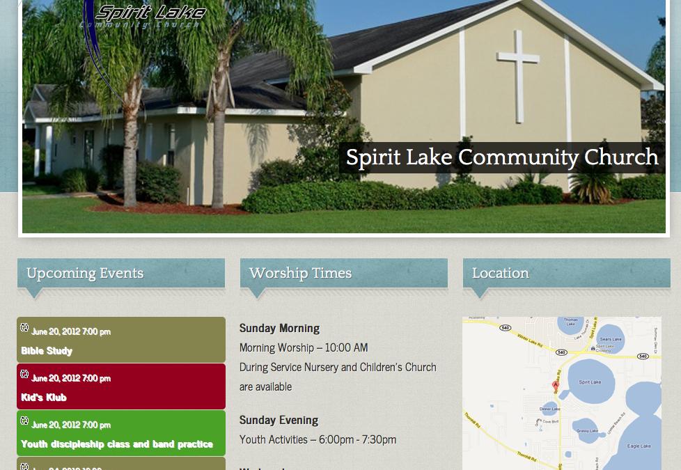 Spirit Lake Community Church