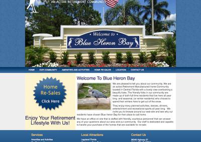 Blue Heron Bay