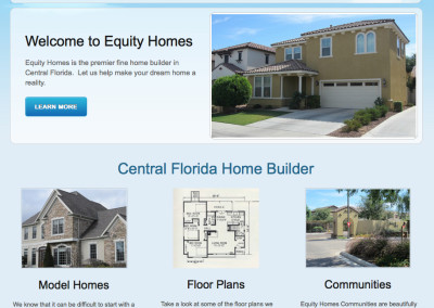 Equity Homes
