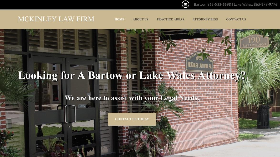 Bartow Attorney